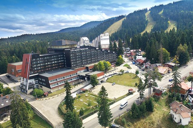Samokov Hotel - DBL room (SGL use)