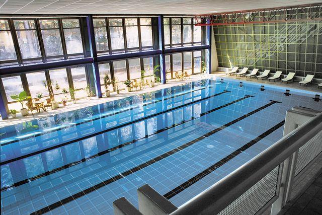 Samokov Hotel - Swiming pool